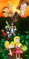 Hey Arnold The Jungle Movie by silsy