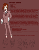 YSI Rose Robert Reference by xXBirdfireXx