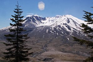 Mount St Helens 2013 by FrancesColt