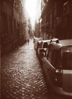 holga rome street by bewing