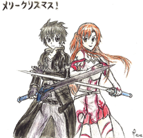 Sword Art Online by BluLizard