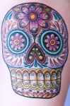Sugar Skull by natebeavers
