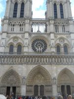 The Very Eyes of Notre Dame by DisneyFan-01