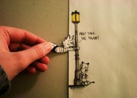 off the page.. by LAFoutloud