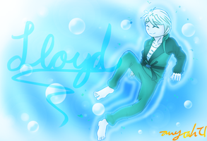 Lloyd Water by awyeah21