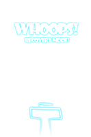 iPhone Recovery Logo WHOOPS by Fpsdown