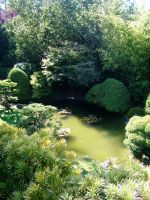 Japanese Tea Gardens 18 by Robriel-Stock