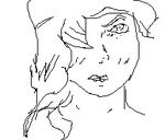 Another Stupid Random Face by LucioAmns