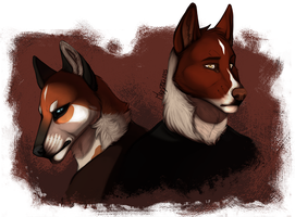 Dogs by MadDogVII