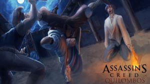 Assassins Creed Brazil by studiotast