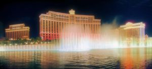 Bellagio Fountains by poopylx