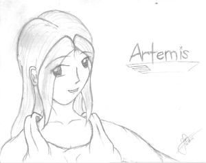 Artemis - the goddess