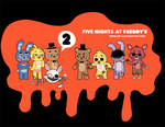 Five Nights At Freddy's by Ani-12