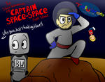 Space Adventures of Captain Space-Space From Space by tellywebtoons