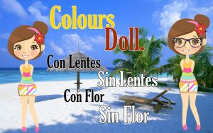 Colours Doll by Hannia-Jacky