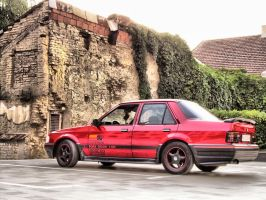 ford orion by BorkoH