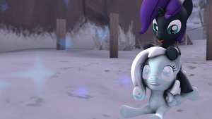 Fun in the Snow by AdamIrvine