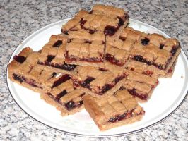 Linzer Squares by Bisected8
