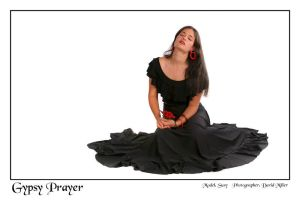 Gypsy Prayer by Ozphotoguy