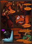 Feuriah's Dawn : pg. 58 by WeirdHyenas