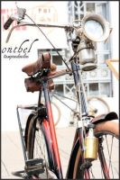 onthel 'traditional bike' by indonesia