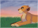 Lioness by Tiger012