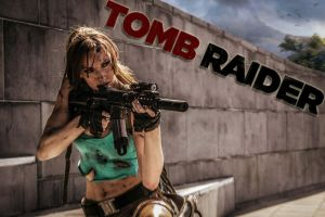 TombRaider2013 (Jenn Croft) by Trevman63