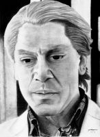 Raoul Silva by cwrenc11
