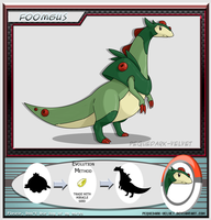Alternative Evo:  FOOMGUS by PEQUEDARK-VELVET