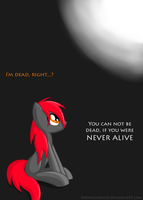 Never Alive by DoodleSuovick
