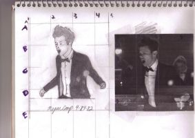 Nate Ruess by wasabieater