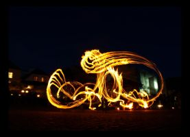 Fireshow by Giedzio