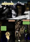 Greenskin Page 1 by balthazarstable
