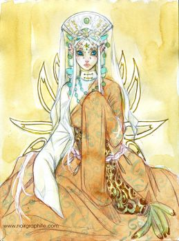 The Prophet by Noiry