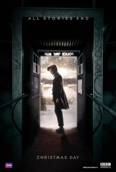 Doctor Who: The Fall of the Eleventh Poster by SkinnyGlasses