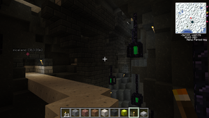 Pitch's Lair (in minecraft) 3 by Otheerian408