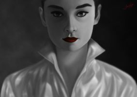 Audrey by tabu-art