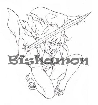 Bliss Bishamon by lesly10