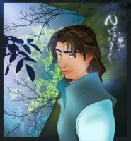 Tangled-Flynn Rider by Nippy13