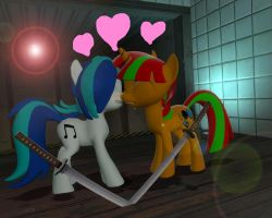 Love Of The Blade by TheProdigy100