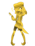 Genderbent Stephano by DibFan4LifeX3