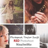 Photopack de Taylor Swift Red parte 2 by NinaSwiftie