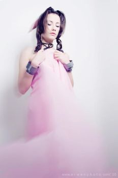 Tender Aerith by Arwenphoto