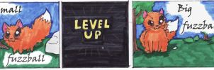 Level up by katenina13