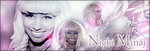 Nicki Minaj Signature by patrycjaap94