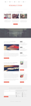 Strongly Typed (responsive site template freebie) by nodethirtythree