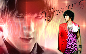 Yesung Wallpaper by zxkyuminsujuloverxz