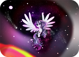 mlp oh it's wonderful in IC 1101 by Cloudilicious