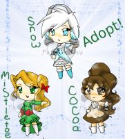 winter point adoptables- OPEN by PandanaLove