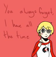 just all of the time by olitiger